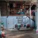 Khu nhà trọ của lao động Việt Nam không giấy tờ ở Thái Lan